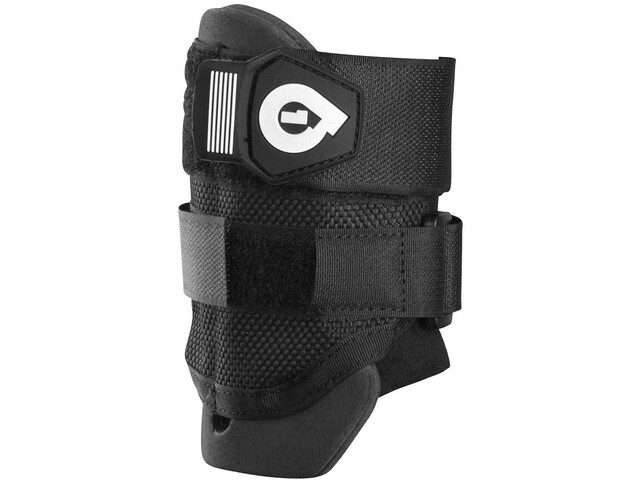 SixSixOne Wristwrap Pro Wrist Guards, black